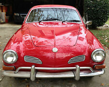 Volkswagen : Karmann Ghia Good
