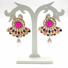 -indian-bridalparty-wear-small-earrings-length15inches