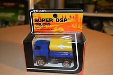 Vintage 1978 Kidco Die Cast Super DSP Trucks ESSO 107 NEW IN BOX