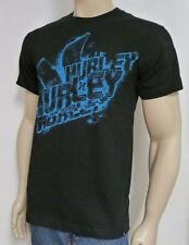 Hurley Back To The Future Graphic Tee Mens Black Regular Fit Tee T-Shirt New NWT