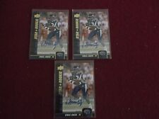 (3) VIRGIL GREEN 2011 UPPER DECK ROOKIE AUTO AUTOGRAPH BRONCOS #169