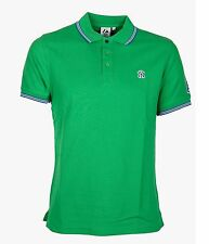 Majestic Athletic NY New Mens Piqué Polo Shirt New York Yankees Jersey Top Green
