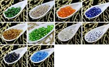 20g Lined Seed Beads Czech Glass Seed Beads 5/0 PRECIOSA Seed Beads Rocaille Bea