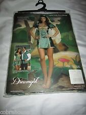 DREAMGIRL 7499  Womens Sexy This Lady Sure Wood Robin Hood Costume several sizes