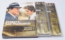 The Streets of San Francisco - The First Season: Vol. 1 (DVD, 2007