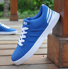 New Mens Sport shoes Canvas shoes Breathable Running Shoes casual Athletic shoes