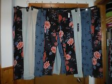 Multi Color Pajama Pants Gap Body XL,LG,MD,SM 60% cotton 40% modal NWT