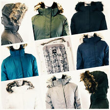 NWT Women's The North Face Arctic Down Parka 550 Down Insulated Jacket CC13