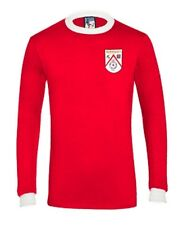 Retro Barnsley Long Sleeve Football Shirt New Sizes S-XXXL Embroidered Logo