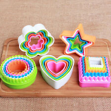 High Fondant Cake Cookie Sugarcraft Cutter Decorating Mold Set Kitchen Supplies