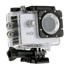"1.5"" Portable SJ4000 HD 720P Cam Sports Action Waterproof Camera 4x Zoom 5 MP"