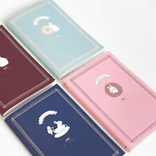 [Classic Bonny Diary] Diary Scheduler Book Journal Monthly Weekly Planner