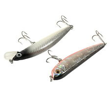 RATTLING Fishing Lures Bait Tackle Hooks Jointed Shallow-running Crankbaits #ZA