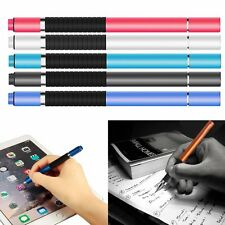 For iPhone iPad Samsumg Tablet 2in1 Capacitive Touch Screen Stylus Ballpoint Pen