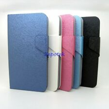 New R/L Flip Stand Cover Leather Case For ZOPO C2 C7 ZP530 ZP780 ZP920 ZP998