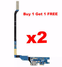 2PCS Charging Port Flex Cable Replace For Samsung Galaxy S4 GT-i9505