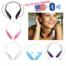 Bluetooth Wireless Sport Headset Earphone Earbuds Stereo Headphone For Cellphone