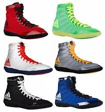 Adidas Adizero Varner men's Jake Varner signature wrestling shoes