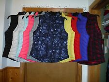 Warmest Puffer Vests Jackets GAP 2XL,XL,LG,MD,SM  some color NWT