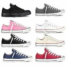 CONVERSE Chuck Taylor All Star Low Top Shoes Unisex Canvas Sneakers Classic