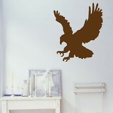 Vinyl Art Eagle Flying Removable Wall Sticker LivingRoom Home Decor Decals DIY