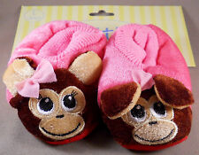 Chatties Toddlers Slippers Girls House Shoes New With Tags Size : L, XL