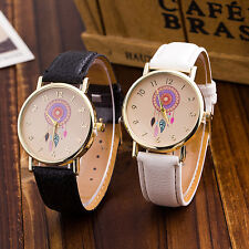 Hot Women Watch Fashion Dreamcatcher Ladies Quarzt Watches Ladies Wristwatch