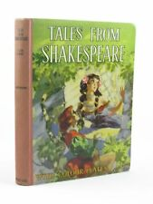 TALES FROM SHAKESPEARE - Lamb, Charles. Illus. by Jackson, A.E.