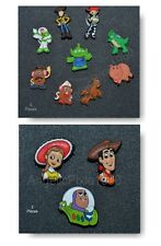 Toy Story SHOE CHARMS Fits Wristbands & Crocs USA SELLER Pick Your Set!!!