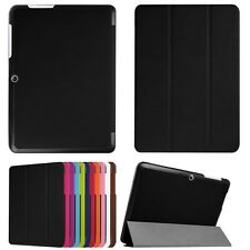 """PU Leather Thin Stand Case Cover For 10.1"""" Acer Iconia One 10 B3-A20 + Protector"""