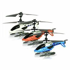 SILVERLIT INTERRACTIVE BLUETOOTH REMOTE CONTROL HELICOPTER  BRAND NEW