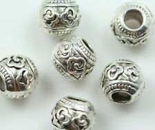 wholesale Fashion Beautiful Jewelry Making Charms Spacer Beads interval 9x11mm