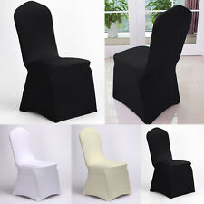 Spandex Lycra Chair Cover Stretch Wedding Supply Party Banquet Decoration GN
