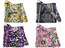 NWT VERA BRADLEY HIPSTER/CROSSBODY IN RETIRED PATTERNS -CANTERBERRY FREE SHIP