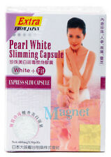 PEARL WHITE EXPRESS SLIMMING CAPSULES EXTRA FROM JAPAN WEIGHT LOSS DIET PILLS
