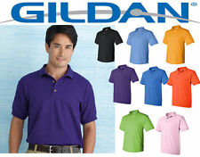 Gildan 8800 Bulk Wholesale School Uniform Jersey All Colors Sport Polo Shirt