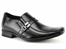 Delli Aldo Mens Slip on Loafers Dress Classic Shoes w/ Leather lining 19261