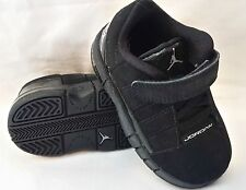 New! Kid's Toddler Nike Jordan TE2 TEAM 2010 Low BB Shoes Black 395676-002 C55