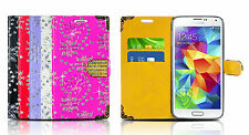 Bling Diamond Magnetic Flip Leather Wallet Case Cover For Samsung Galaxy Tablets