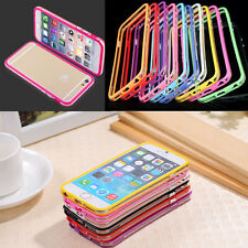 """Nice TPU Rubber Ultra Thin Bumper Case Frame Cover For Apple iPhone 6s 6 4.7"""""""