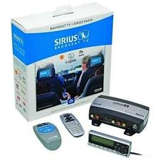 NEW Sirius SCV1 Backseat TV for Sirius / for XM Satellite Radio Receiver