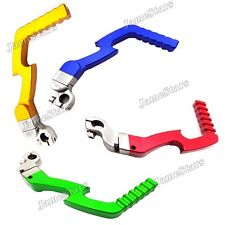 Dirt Bike Kick Start Lever For Honda XR50 CRF50 CRF70 CRF80 CRF100 KLX110 Pit