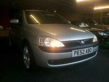 Vauxhall/Opel Corsa 1.2i 16v 2003MY SXi BREAKING FOR SPARES AND REPAIRS