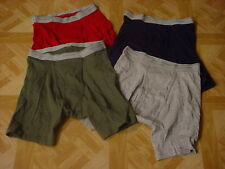 Fruit Of The Loom Men's 4 Pack Assorted Boxer Briefs 28-30 Small, 32-34 Medium