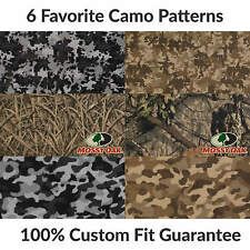 1st & 2nd Row Camo Carpet Floor Mat for Rolls Royce Silver Spirit #F8480