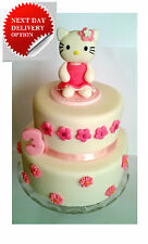 hello kitty cake toppers edible decoration personalised birthday unofficial