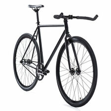 State Bicycle Co Fixed Gear/Fixie Single Speed Bike, Matte Black 5.0 AU SHIPPING