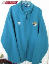 NFL Jacksonville Jaguars Team Issued Full Zip Jacket 3XL by Reebok Onfield