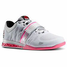 Reebok Womens Crossfit Lifter 2.0 Weight Lifting Shoes White Porcelain M43663