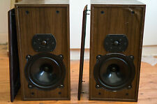 Vintage Bowers & Wilkins (B&W) DM11 Speakers